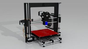 impresora 3d no profesional