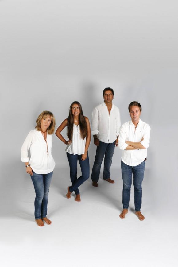 Retrato de familia en Estudio Madrid