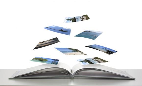 Maquetacion e impresion de album digital