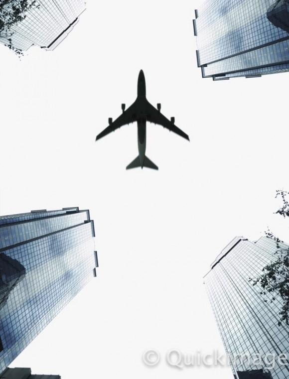 Foto transporte avion cielo ciudad QITRABXP137683sh