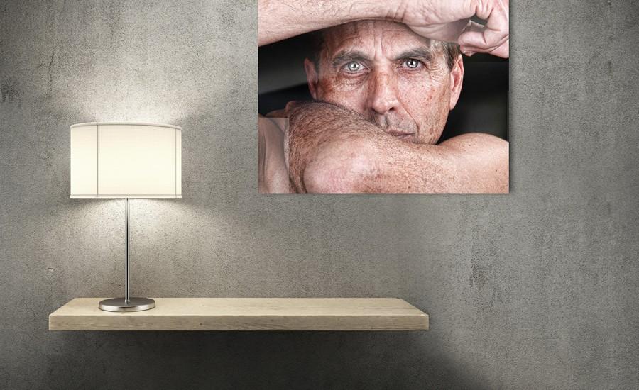 Poster 10mm HDPB 3D efecto CRISTAL