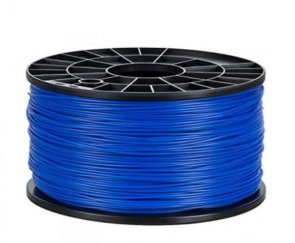 bobina 1 kg de filamento azul 1.75mm