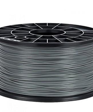 bobina 1 kg de filamento gris 1.75mm