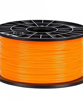 bobina 1 kg de filamento naranja 1.75mm