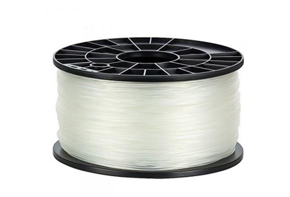 bobina 1 kg de filamento transparente 1