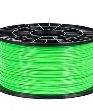 bobina 1 kg de filamento verde 1.75mm